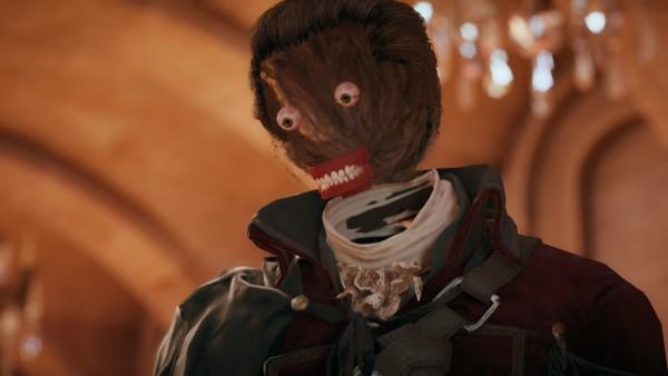Assassin's Creed Glitch