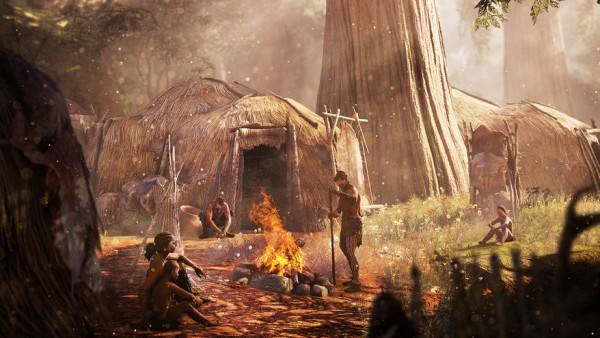 Far Cry Primal Village