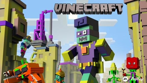Plants-vs.-Zombies-Garden-Warfare-2-Minecraft-Vinecraft