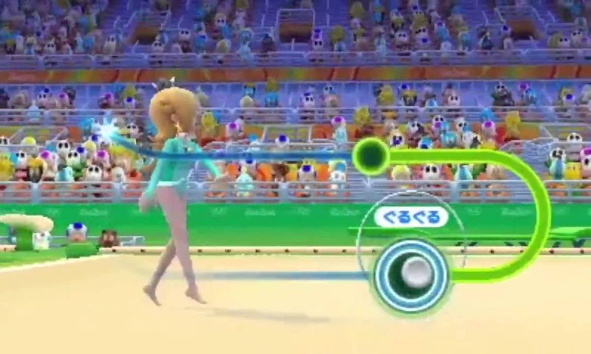 Mario & Sonic at the Rio 2016 Olympic Games  (3)