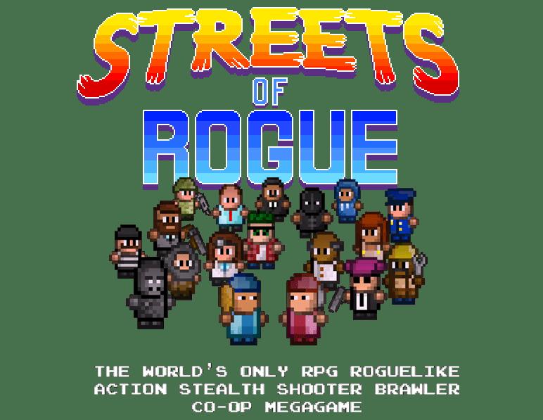 Streets of Rogue: um estereótipo de jogo?
