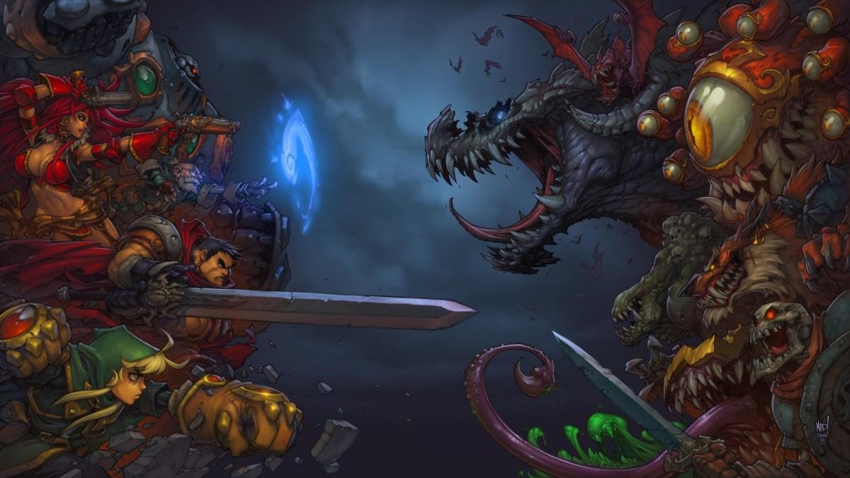 Battle Chasers Nightwar, o melhor ainda está para vir