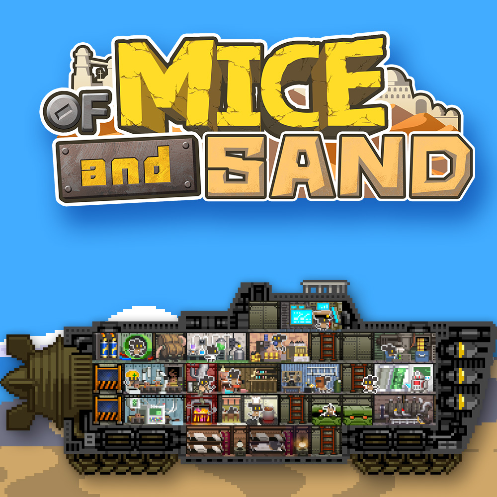 Of Mice and Sand crawlers