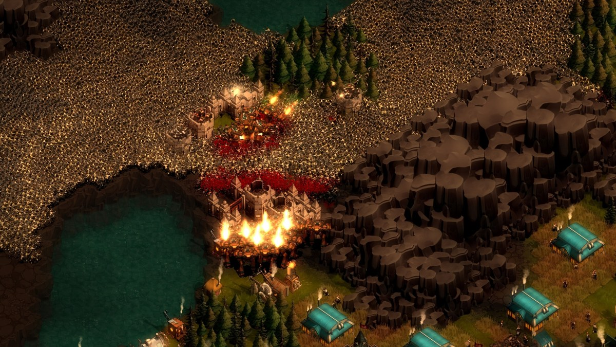 They Are Billions - Mais c'as Mães!