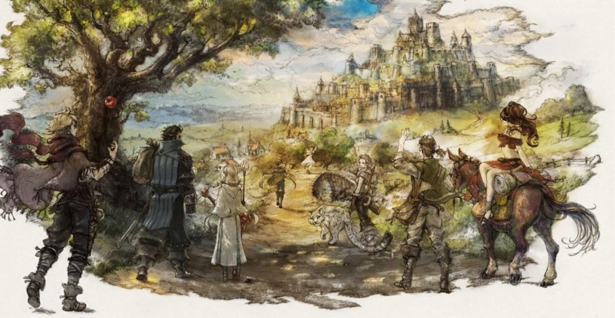 Octopath Traveler: os oito caminhos de um grande jogo