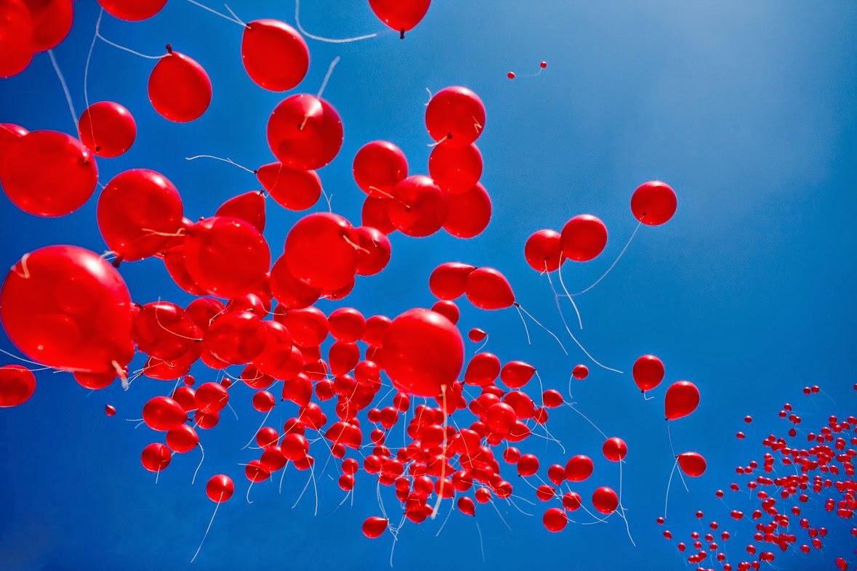 999 Balões Vermelhos