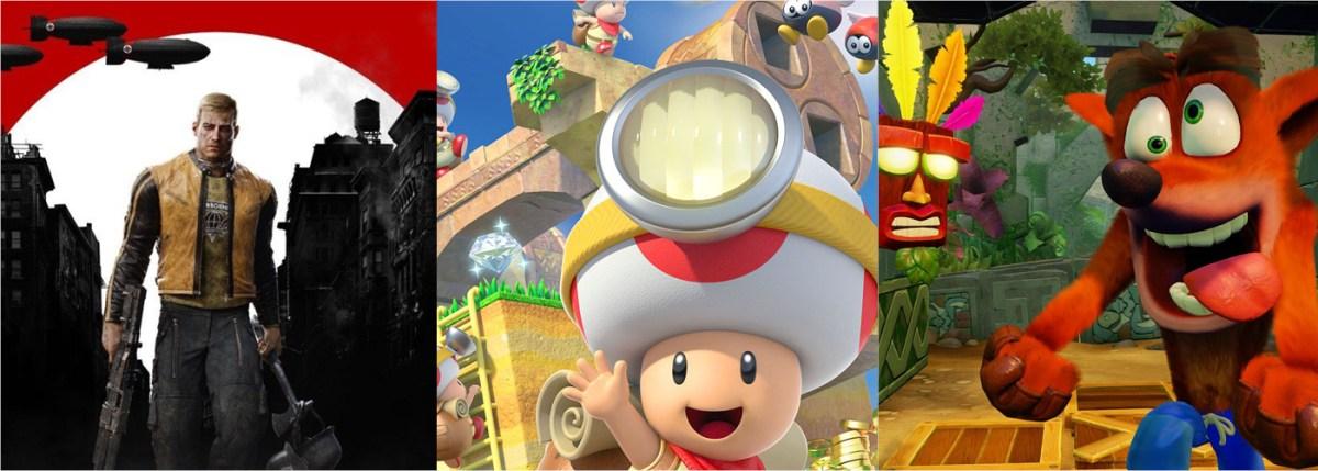 Nintendo Switch: a verdadeira terra das segundas oportunidades