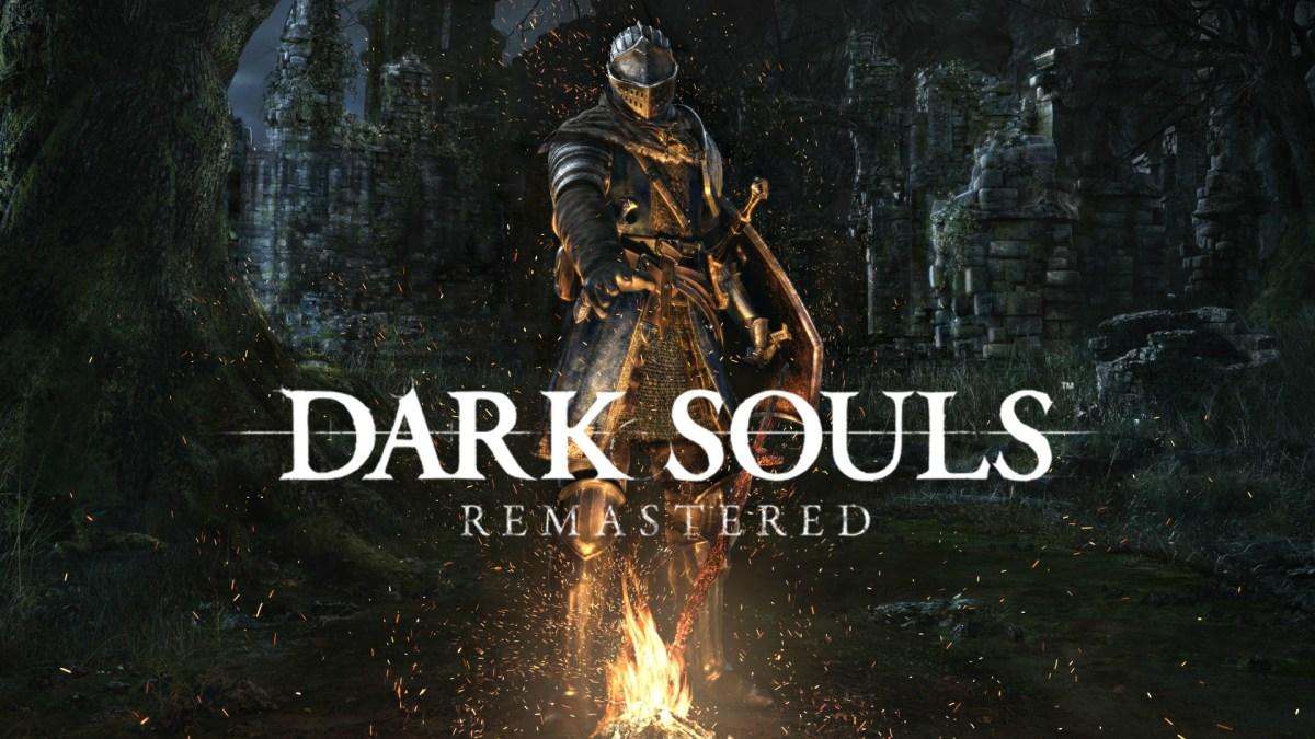 O bom de Dark Souls, o bom e o mau de Dark Souls Remastered