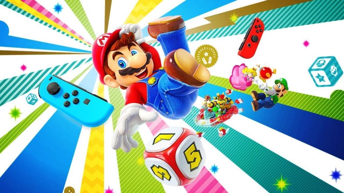 Super Mario Party é festa certa para toda a família