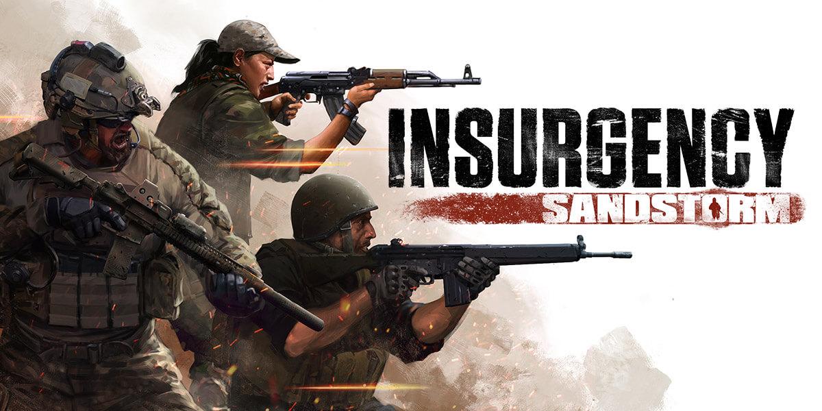 Insurgency: Sandstorm - da areia, surge um jogão