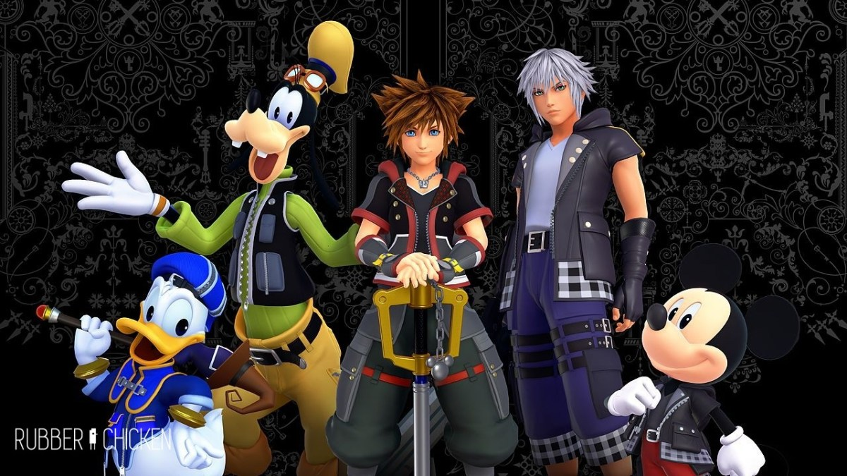 Kingdom Hearts 3: um final agridoce