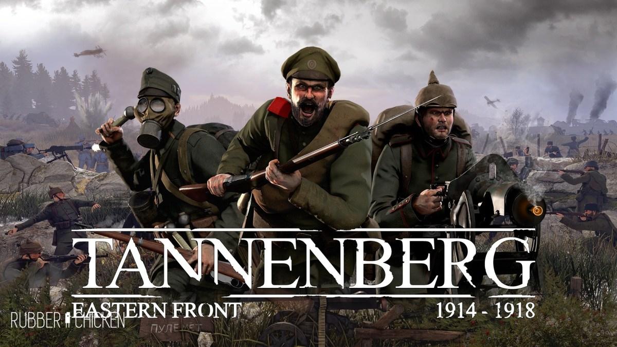 Tannenberg e o regresso à Primeira Grande Guerra. Outra vez.