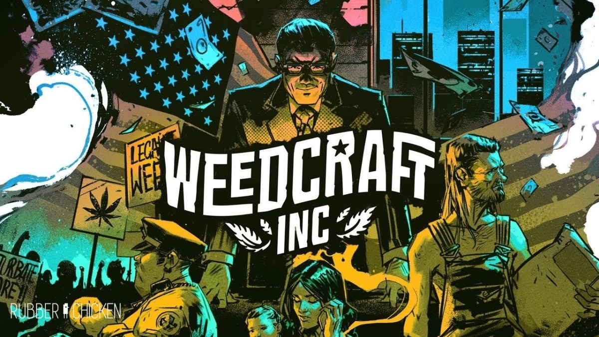 Weedcraft Inc: Farmville da Cannabis