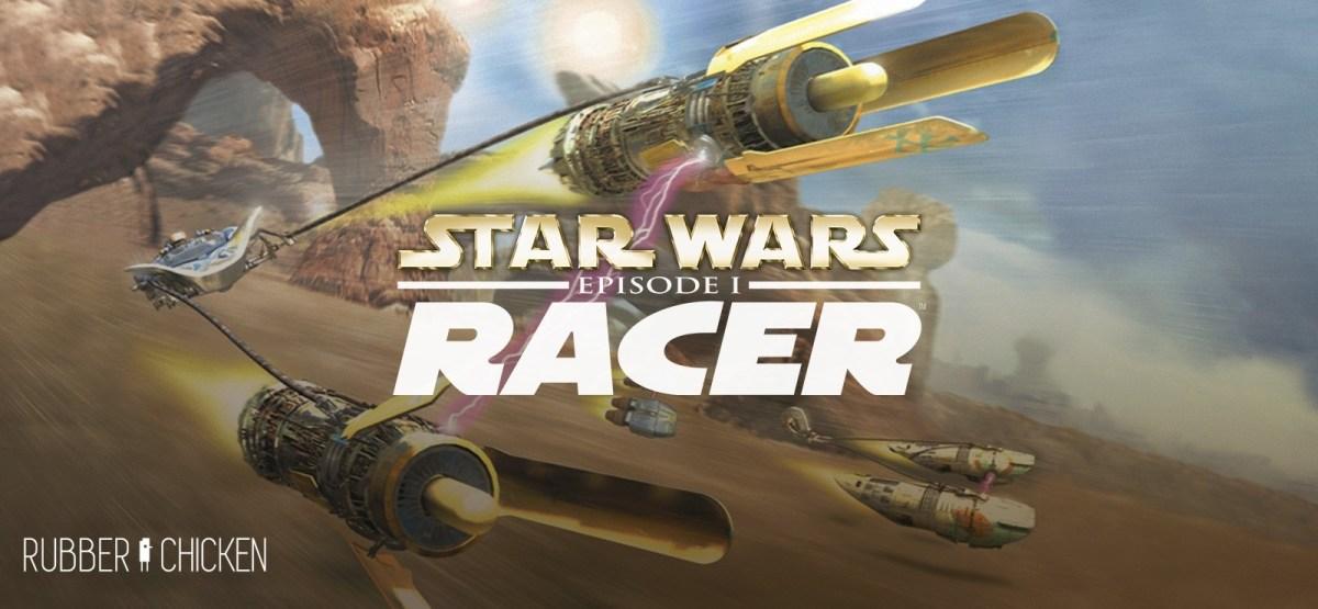 Star Wars: diz que isto é Pod Racing