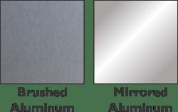 metal business card colors