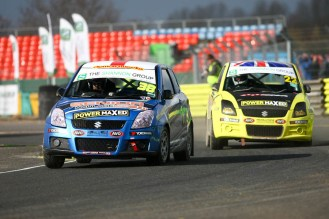 British Rallycross Championship 2015 - Round 1, 15th March