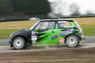 British Rallycross Championship - Round 1, Croft
