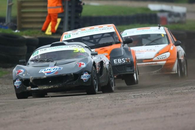 British Rallycross Championship 2015 - Round 2, 6th April