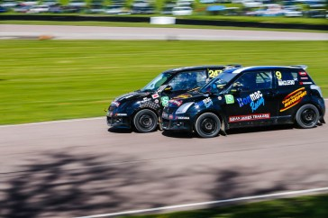 BRX 2017 Round 2 Lydden Hill Home of Rallycross