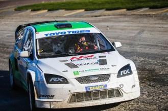 BRX 2017 Round 2 Lydden Hill Home of Rallycross