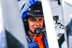 Super 1600 driver Paul Coney