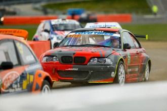 Salowir Woloch in his awesoem looking BMW supernational