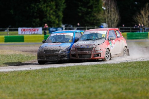 Spectacular British RX Season Opener at Croft