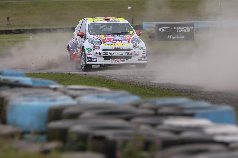 Motorsport UK 2021 British Rallycross Championship - 5 Nations Trophy. Round 3 Pembrey