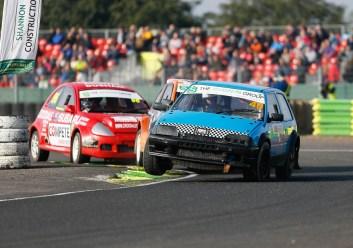 BRX round 8 - Croft Circuit