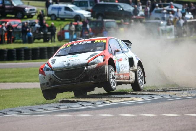 FIA WorldRX of Great Britain 2015