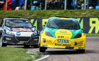 FIA WorldRX of Great Britain 2015