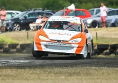 Supernational current leader had a mixed day battling engine troubles