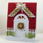 Rubbernecker Blog Come-see-how-I-made-this-handmade-door-card-for-Christmas.