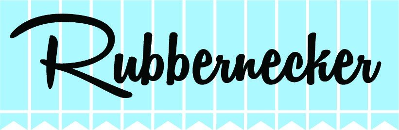 Rubbernecker Blog