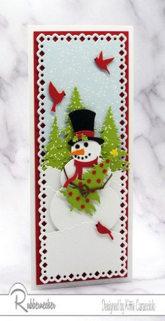 Rubbernecker Blog Snowman-Christmas-cards
