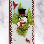 Rubbernecker Blog Snowman-Christmas-cards