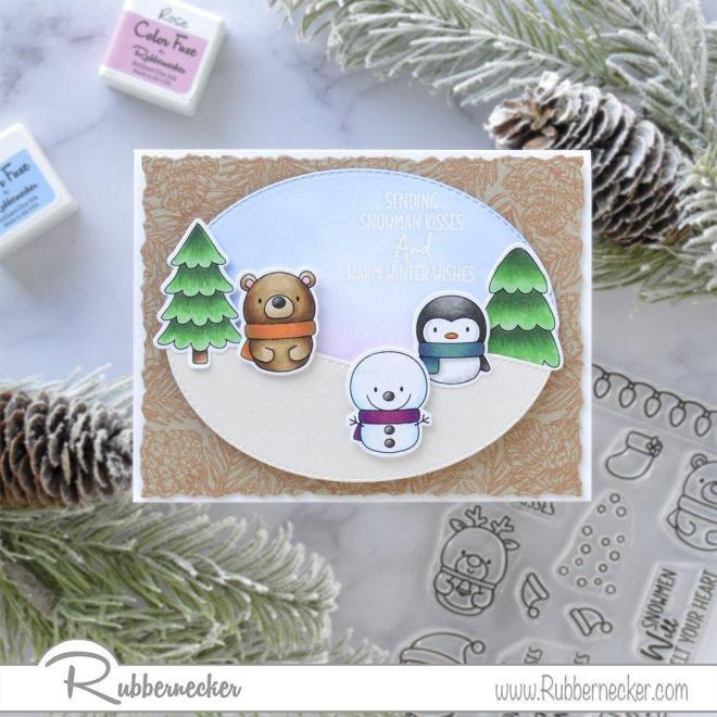 Rubbernecker Blog Snowy-Winter-Friends-Card-by-Annie-Williams-for-Rubbernecker-Main