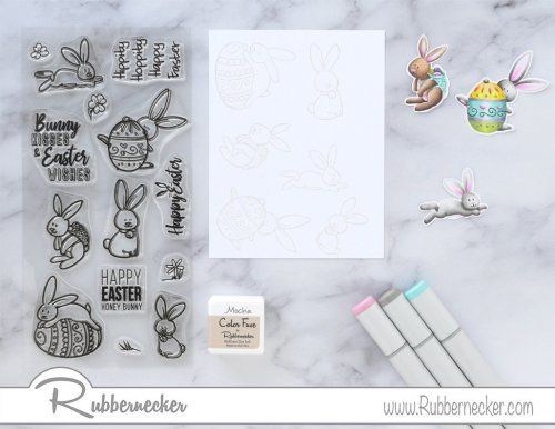 Rubbernecker Blog Cute-Easter-Card-Duo-by-Annie-Williams-for-Rubbernecker-Bunnies-Coloring-500x386