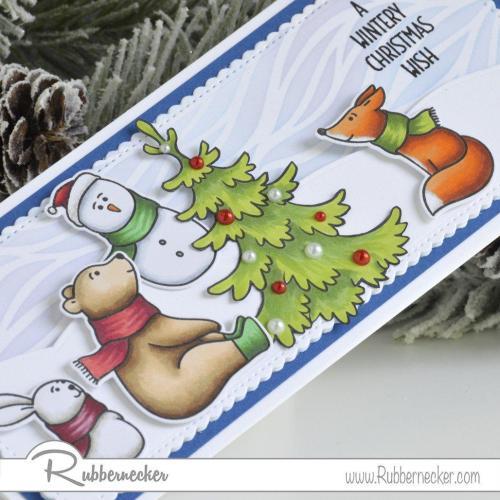 Rubbernecker Blog Winter-Friends-Slimline-Card-by-Annie-Williams-for-Rubbernecker-Detail-500x500