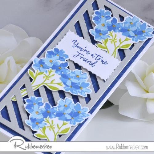 Rubbernecker Blog Blue-Bunches-Slimline-Card-by-Annie-Williams-for-Rubbernecker-Detail-500x500