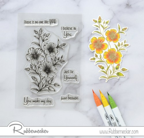 Rubbernecker Blog Golden-Framed-Blooms-Card-by-Annie-Williams-for-Rubbernecker-Coloring-500x477