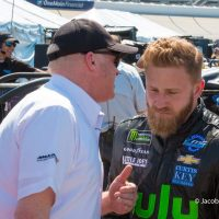 MENCS: Jeffrey Earnhardt Making a Name for Himself