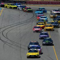 MENCS: Sonoma Raceway Schedule and Entry List