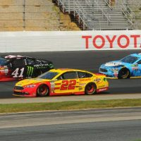 MENCS: Joey Logano's Season Lies in Limbo