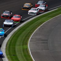 NXS: Sadler, Allgaier Lead Practices Friday at Indy