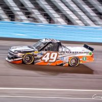 NCWTS: Robby Lyons Finishes 12th in Truck Debut