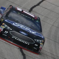 MENCS: Ricky Stenhouse Jr. Leads Opening Practice