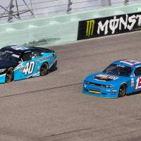 NXS: Finchum Delivers Best Career Start at Fontana