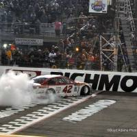 MENCS: Richmond Raceway Entry List
