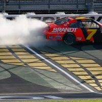 NXS: Justin Allgaier Charges to Xfinity Series Win at Iowa